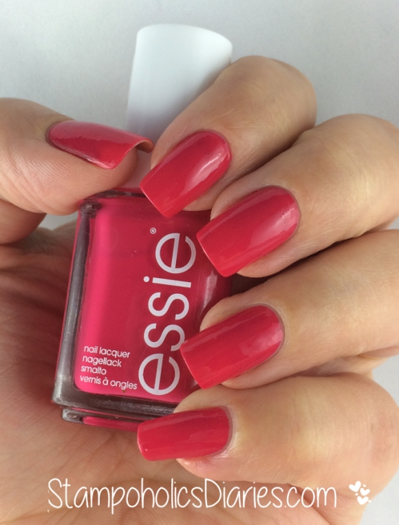 Essie Watermelon swatch