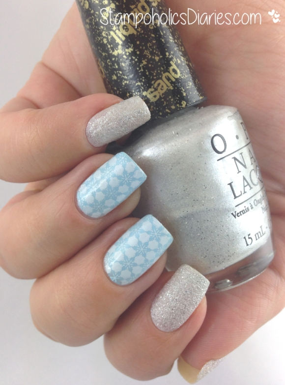 OPI Solitaire P2 Remember me MoYou Nails 84.