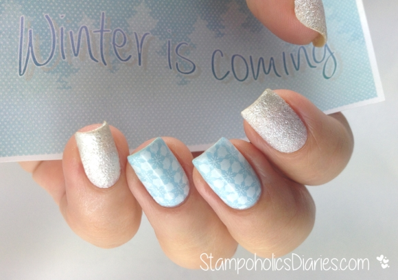 Winter is Coming Nails.