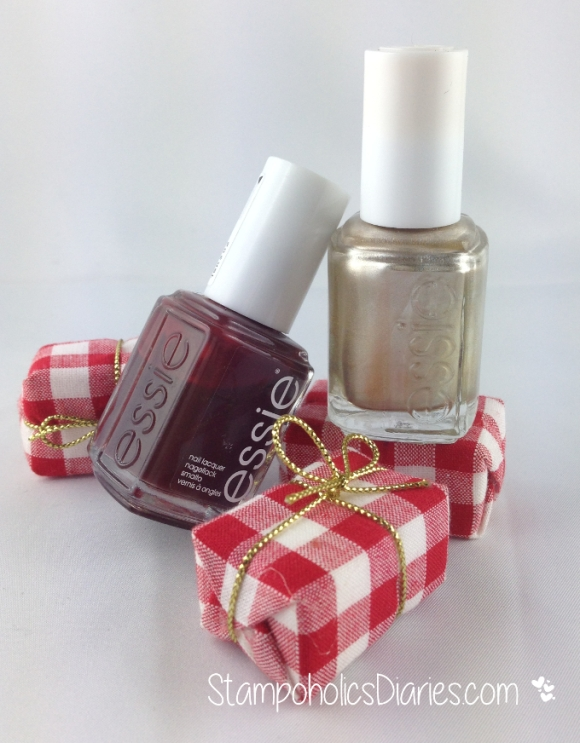 Essie Chocolate cakes, good as gold