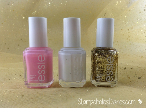 Essie we're in together, rock at the top, blanc