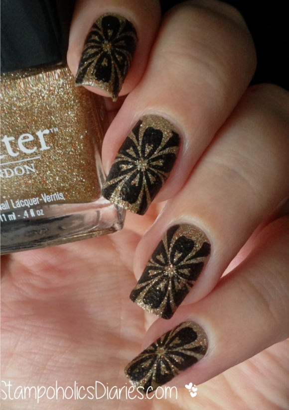 Butter London West End Wonderland, MoYou Kaleidoscope Collection StampoholicsDiaries.com