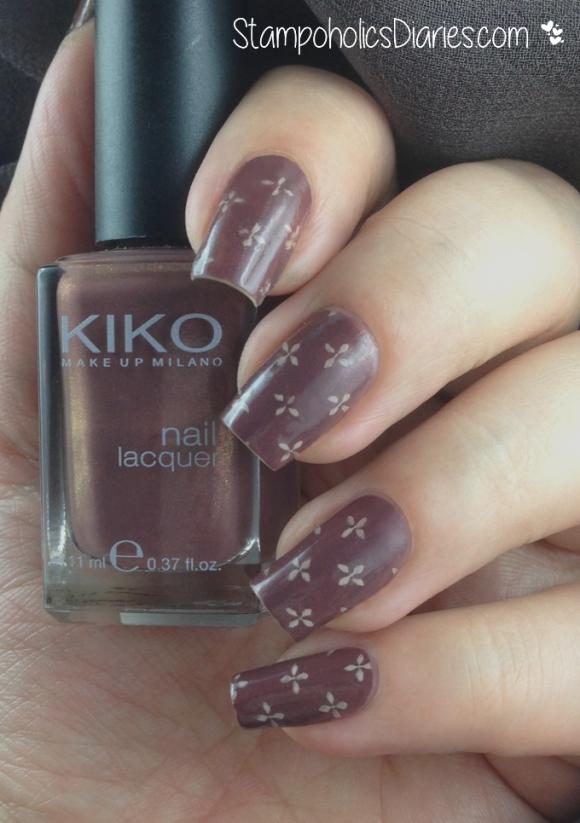 Kiko 373, Marianne Nails 19 StampoholicsDiries.com