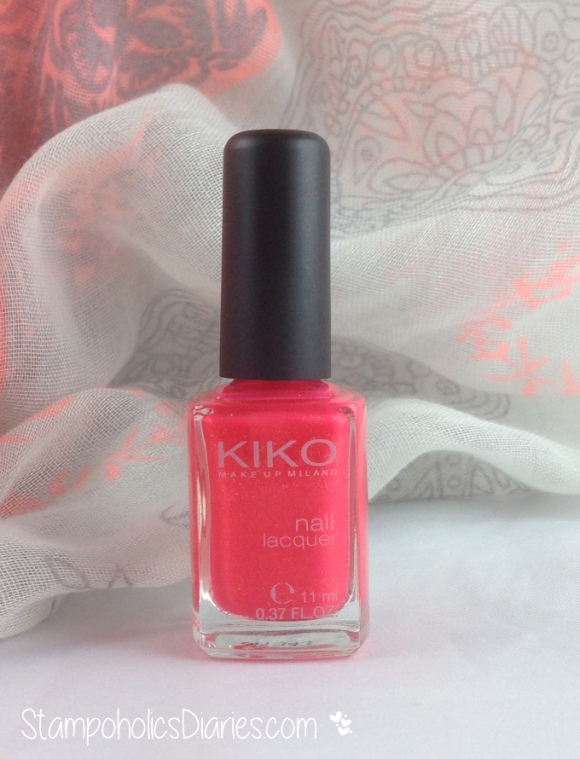 Kiko 488 Pearly Golden Camellia