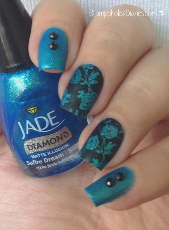 Jade Safire Dream and Apipila P.7 StampoholicsDiaries.com