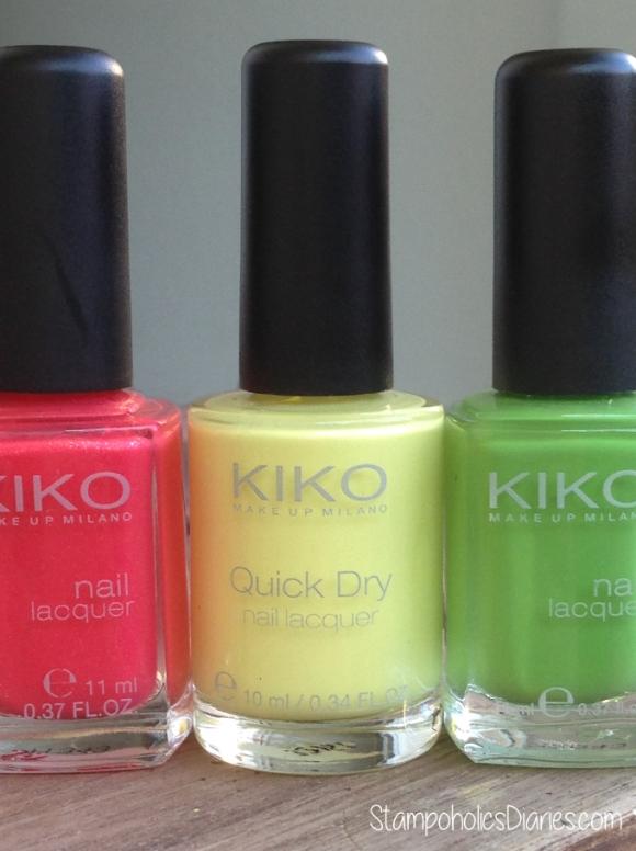 Kiko 488, 297, 853 stampoholicsdiaries.com