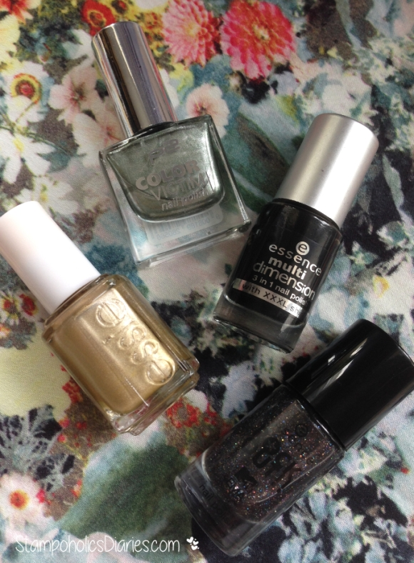 P2 Final Countdown, Essie Good as Gold, Essence Fatal, Essence best hip-hop  Stampoholicsdiaries.com