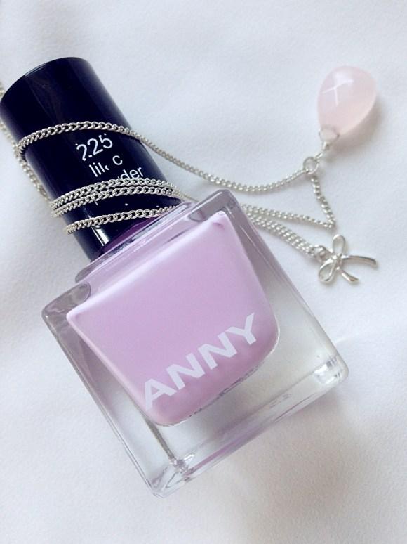 Anny 225 lilac powder