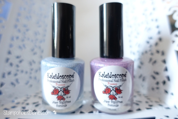 Kaleidoscope Spring-01, spring-04 грёзы о весне StampoholicsDiaries