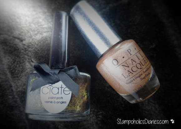 OPI DS Classic, Ciate twilight StampoholicsDiaries.com