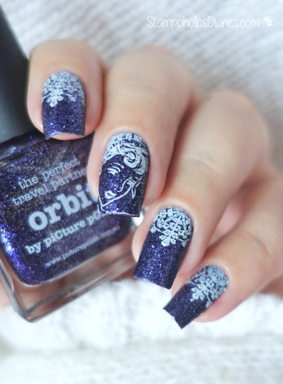 picture polish orbit, Chez Delaney Hommesfemmes001, qa58, Mundo de Unas White