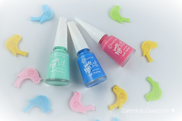 Flormar Beauty Toys Frog Prince, Mermaid, Wonderheart Bear