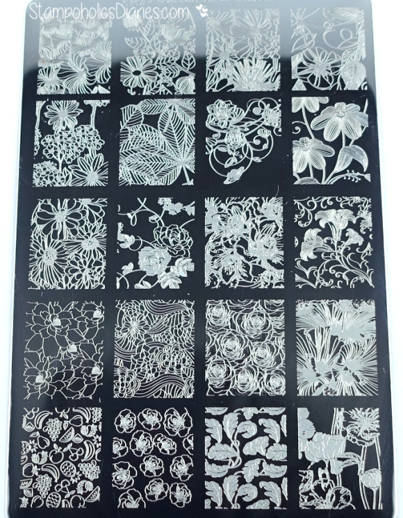 Moyra Stamping plate 06 - Florality 1.JPG