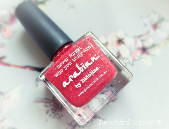 Picture polish arabian stampoholicsdiaries.com